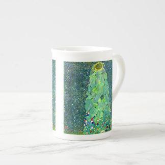 Gustav Klimt: Solros Tekopp
