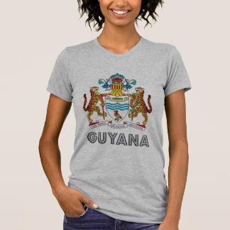 Guyanese Emblem T Shirts