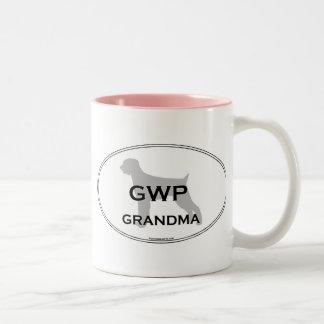 Gwp-mormor Två-Tonad Mugg