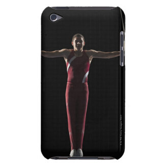 Gymnast 4 iPod touch Case-Mate fodral