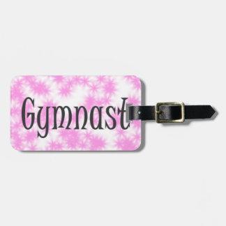 Gymnast Bagagebricka