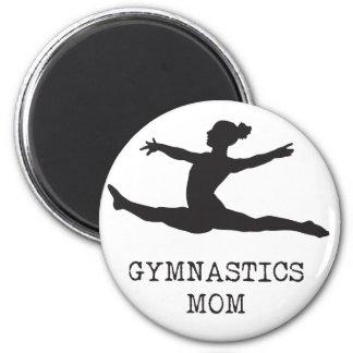 Gymnastikmamma Magnet