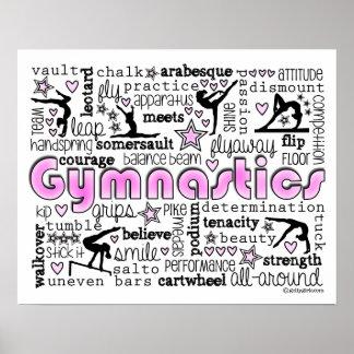 Gymnastikord 2 poster
