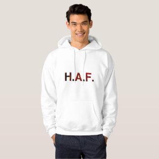 H.A.F. SWEATSHIRT MED LUVA