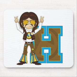 H är för Hippie Musmatta