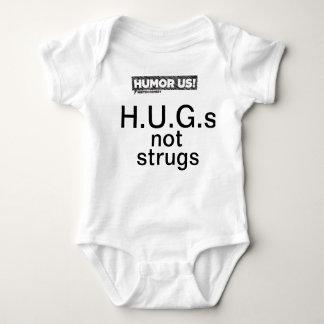 H.U.G. crawlsimmare Tee Shirt