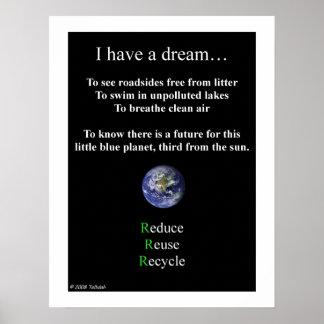 Ha en dröm- affisch
