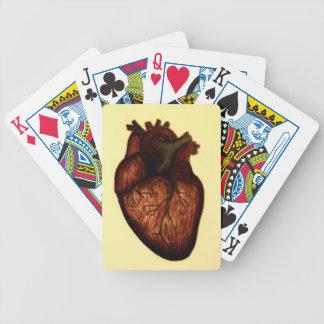 Ha en hjärta spelkort