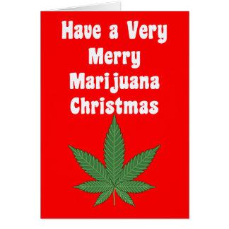 Ha en mycket glad MaryWanna julpersonlig Hälsningskort