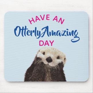 Ha foto för utter Otterly för den fantastiska Musmatta