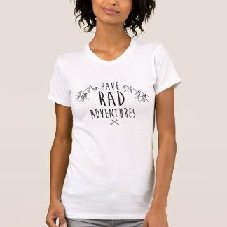 Ha Rad-äventyrskjortan T-shirt
