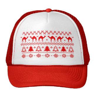 Ha sex med hatten för tröjan för jul för dagkamlet keps