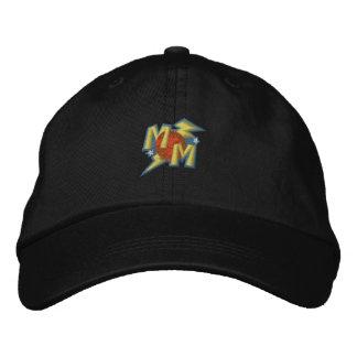 Ha som huvudämne fördärvar den broderade hatten broderad keps