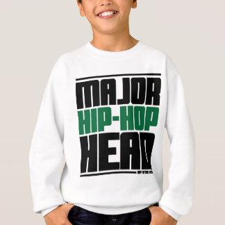 Ha som huvudämne hip hophuvudgrönt tshirts