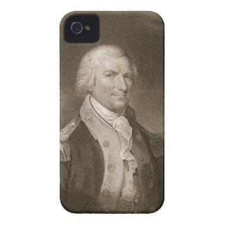Ha som huvudämne St. Clair som för General Arthur iPhone 4 Case