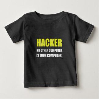 Hacker annan din dator t-shirts