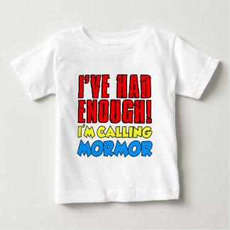Hade nog kallande Mormor T Shirts