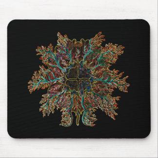 Haeckel havsputtefnask Mousepad #2 Musmatta