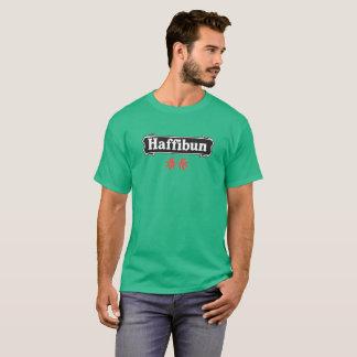 Haffi bulleutslagsplats t shirt