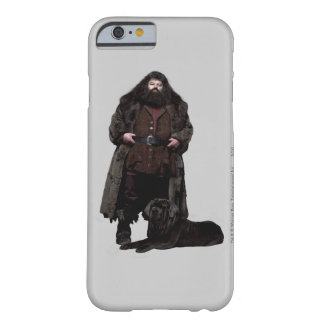Hagrid och hund barely there iPhone 6 skal