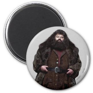 Hagrid och hund magneter för kylskåp