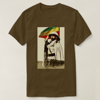 Haile mig Selassie T skjorta T Shirts