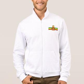 Haile Selassie skinnar jag jackan Tryck På Jacka