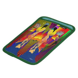 Haitier kreolsk dam sleeve för iPad mini