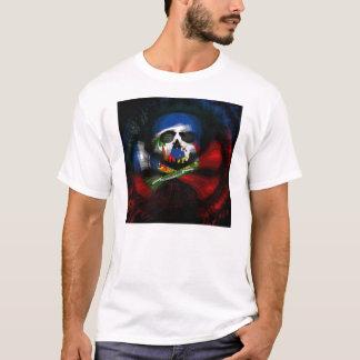 Haitier piratflagga tee