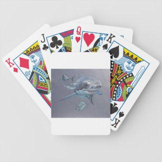 Hajar på fjärden spelkort