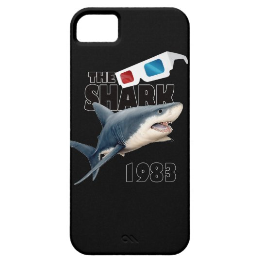 Hajfilmen iPhone 5 Cover