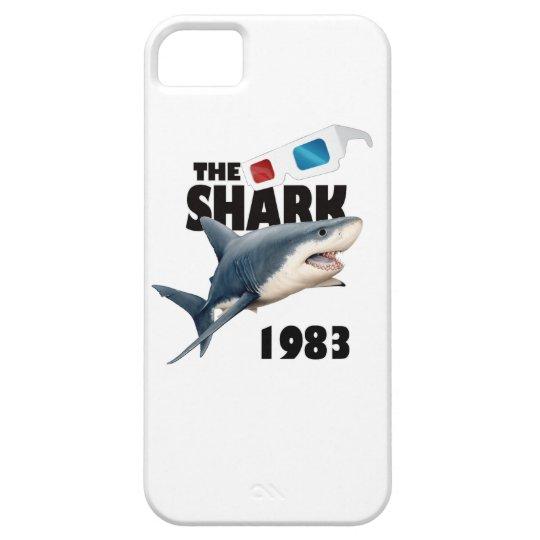 Hajfilmen iPhone 5 Fodraler