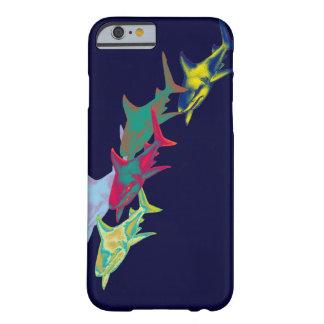 hajfisk - vilda djur barely there iPhone 6 skal