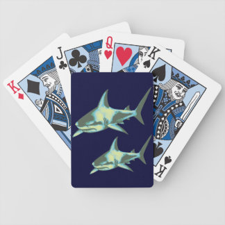 hajfisk, vilda djur spelkort