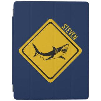 hajvägmärke iPad skydd