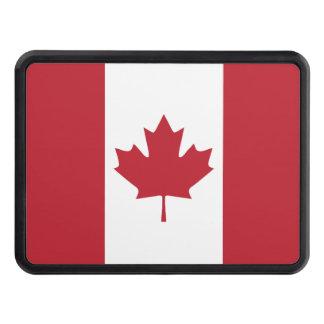 Haken för det Kanada flaggasläpet täcker Skydd För Dragkrok