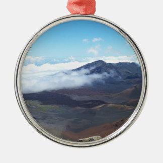 Haleakala Hawaii Julgransprydnad Metall