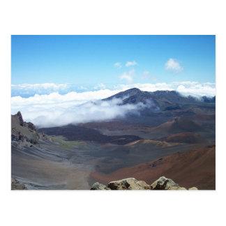 Haleakala Hawaii Vykort