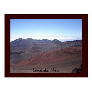 Haleakala Maui vykort