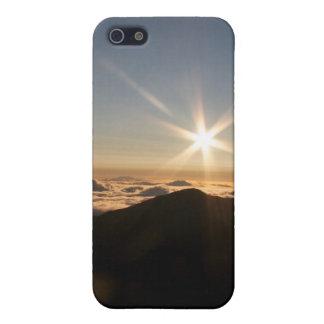 Haleakala soluppgång iPhone 5 fodral