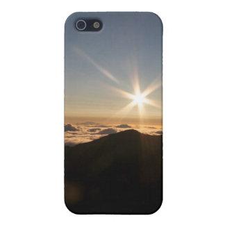 Haleakala soluppgång iPhone 5 hud