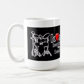 Häll det högt (KÄRLEK som HÅLLER TAKTEN) Kaffemugg