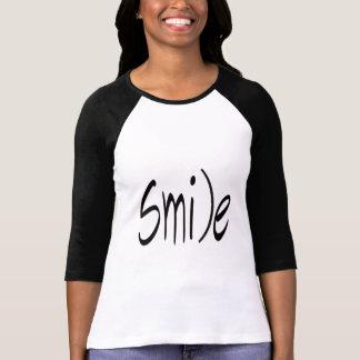 Håll dig smileyT-tröja T Shirt
