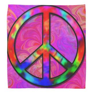 Håll fredbandanaen bandana