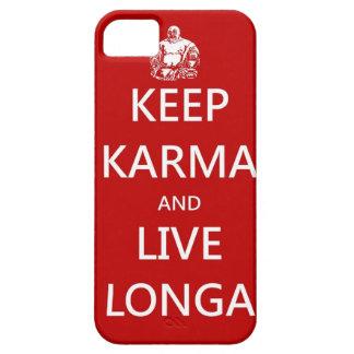 Håll Karma & bo Longa iPhone 5 Cases