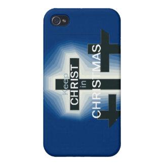 Håll KristusSpeckfodral iPhone 4 Cover