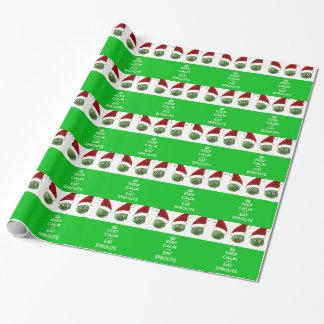 Håll lugn & äta groddar presentpapper