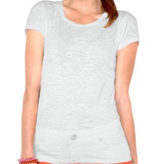 Håll lugn och älska en utomhus- jaktchef tee shirts