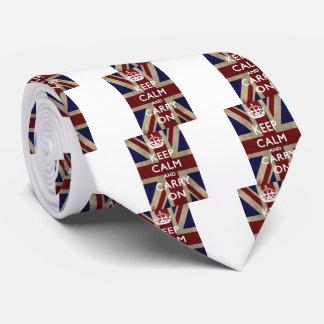 Håll lugn och bär på slips