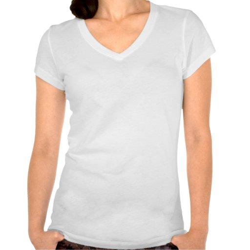 Håll lugn och fokusera på 70-tal tee shirt